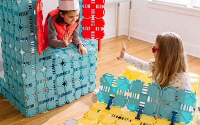 FORT BOARDS: Uncommon Toys Aren't Created From Common Ideas